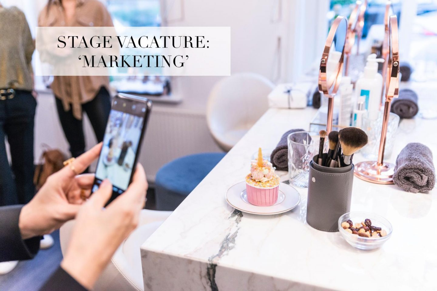 Looking For You! | Stagiaire marketing